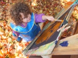Autumn Musings at Preschool of the Arts